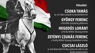 Márc. 1. Seregszemle Horthy Miklós kormányzóvá választásának 100. évfordulóján