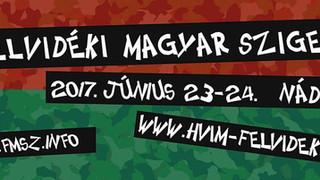 Jún. 23-24. X. Felvidéki Magyar Sziget