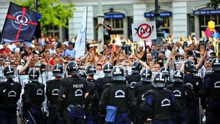 Ellentüntetésekkel, istentisztelettel és koncerttel tiltakoznak a hazafias szervezetek a Pride ellen