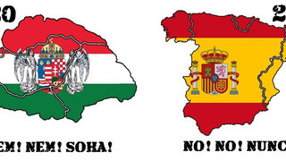 Kiállunk Spanyolország mellett!
