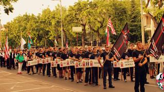 Jún. 4. Trianon Felvonulás Budapesten