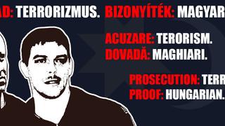 Juli. 11. Budapest. Szabadságot a székely politikai foglyoknak