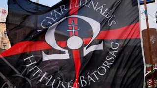 A HVIM támogatja a Mi Hazánk zászlóbontását
