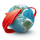 Around the world icon.png