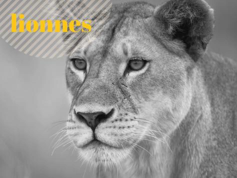 Femmes lionnes