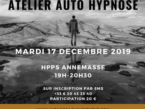 Atelier Hypnose