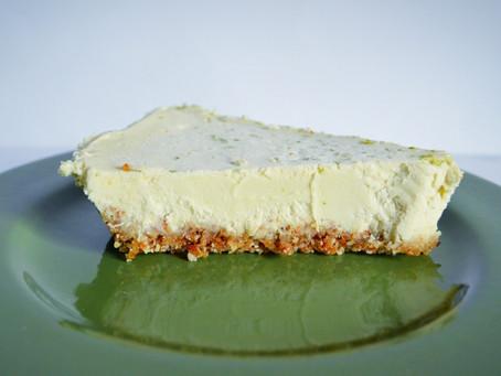 Vegan Key Lime Pie {Gluten-Free}