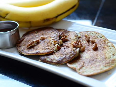Banana Nut Crepes