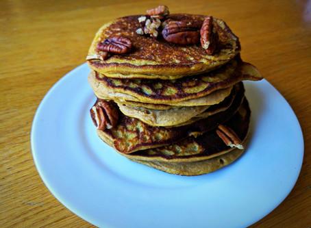 Pumpkin Spice Pancakes!