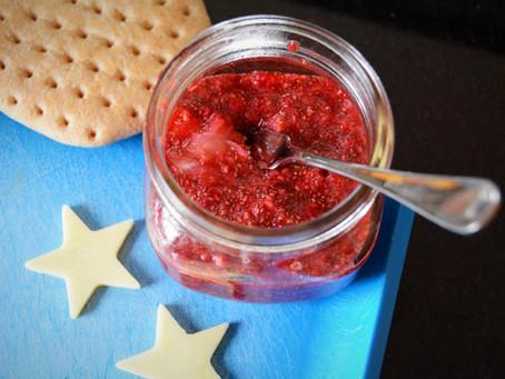 Very Berry Chia Jam