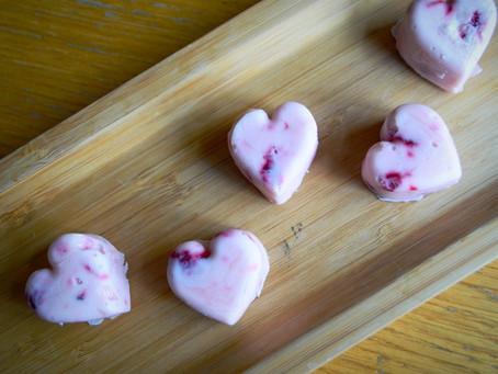Yogurt Berry Bites