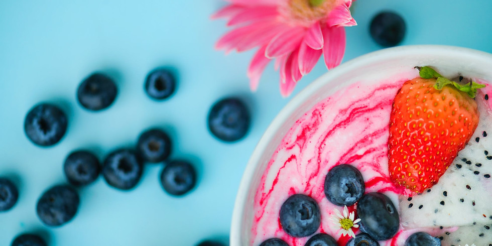 Cherries & Berries: Mini Sprouts Culinary Class (ages 2-6)