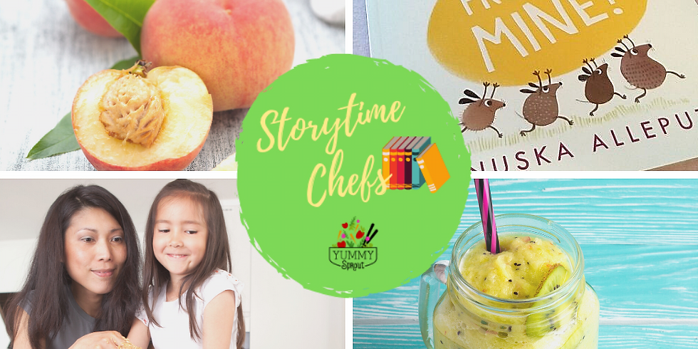 Storytime Chefs: Mini Sprout Fuzzy Fruits (ages 2-6)