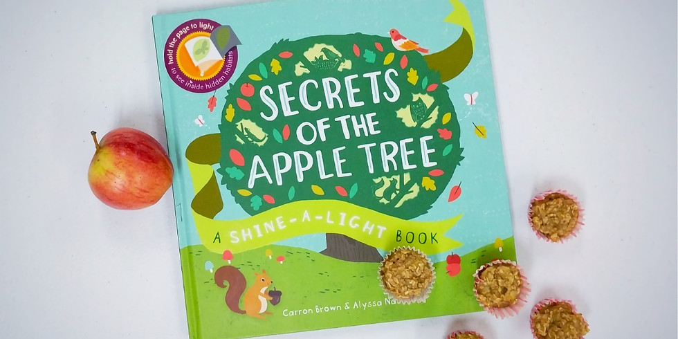 Artistic Foodie Class: Apple Fun (ages 2-6)
