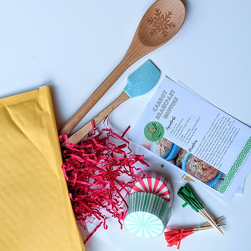 Sprouting Chef Culinary Kit: Muffin Magic