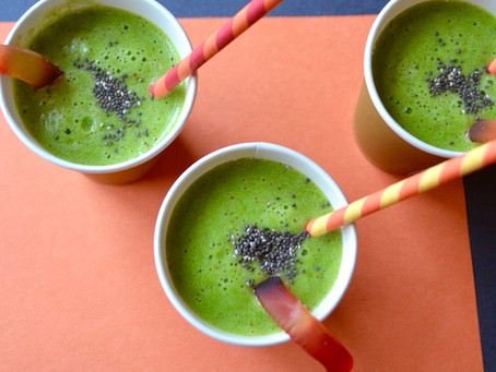 Goopy Green Smoothies