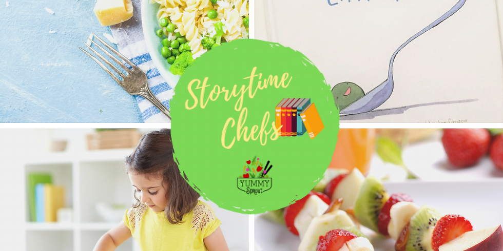Storytime Chefs: Mini Sprout Picnic Fun (ages 2-6)