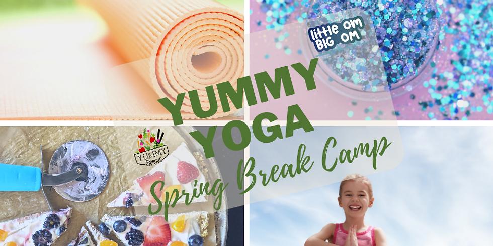 Yummy Yoga: Spring Break Camp