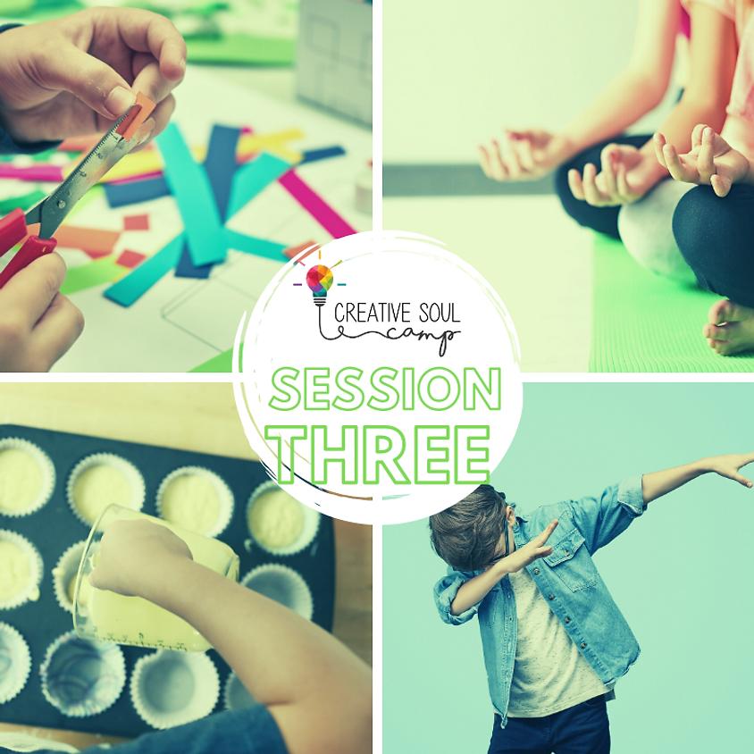Core Camp Session THREE