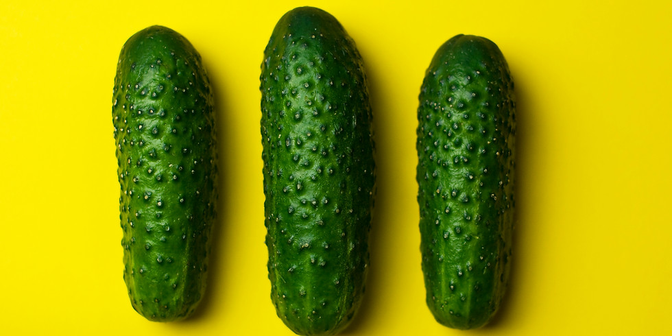 Pickle Fun: Mini Sprouts Culinary Class (ages 2-6)