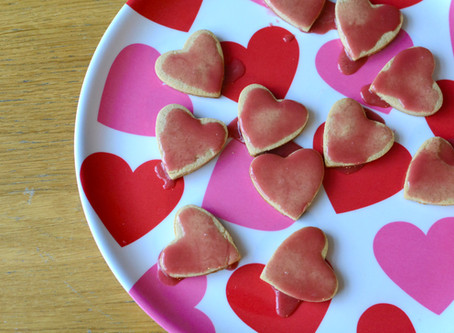 Cranberry Cinnamon Sugar Cookies {GF}
