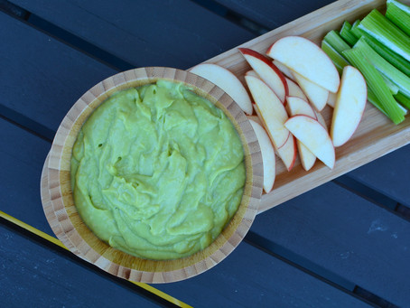 Honey Avocado Dip