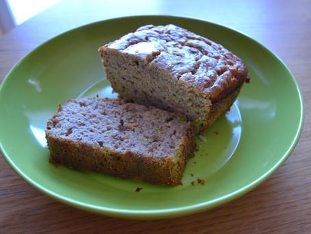 Plantain Pistachio Bread