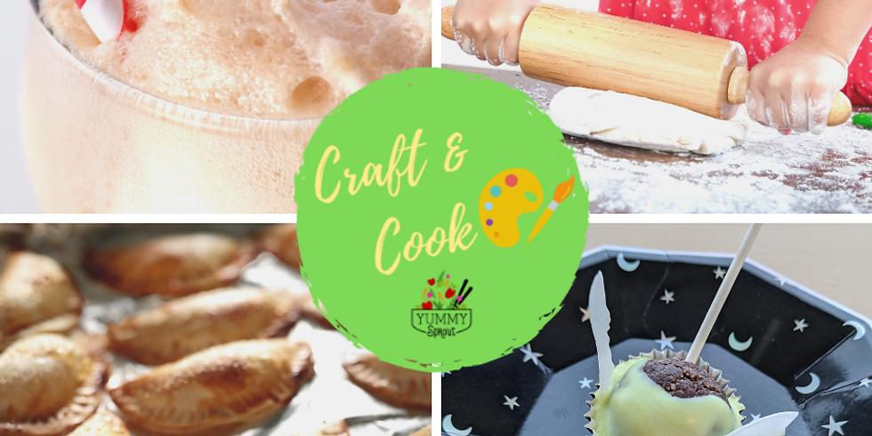 Craft & Cook: Wizard School (ages 5-12)