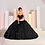 Thumbnail: 3-D Floral Beaded Dress