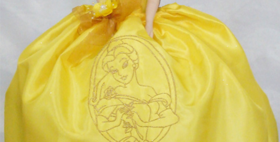 Belle Quince Doll