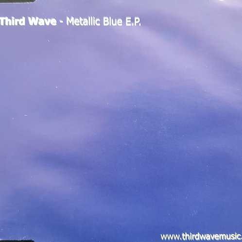 ThirdWave - Metallic Blue E.P. (Signed CD)