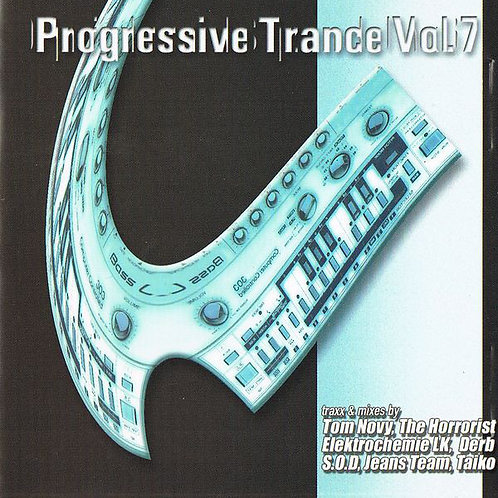 This Is Progressive Trance Vol 7 - Various Artists ‎(TranceForce CD COMPILATION)