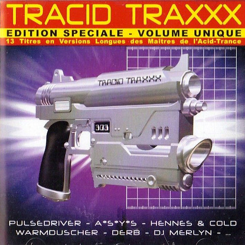 Tracid Traxxx Edition Spéciale - Various Artists (CD COMPILATION Virgin France)