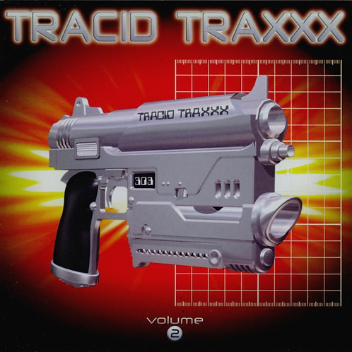 Tracid Traxxx Volume 2 - Various Artists ‎(CD COMPILATION)