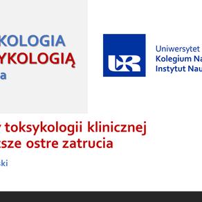 Toksykologia - ćwiczenia (3 rok. lek)