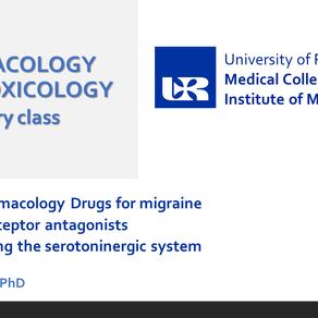 ED Immunopharmacology Drugs for migraine Histamine receptor antagonists Drugs affecting the seroton