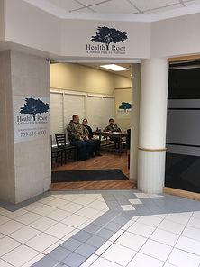 Health Root Clinic Millbrook Mall Corner