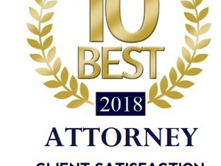 Attorney Gabrielle L. Denby has been named as a 10 Best Attorney in Client Satisfaction, for the 3rd