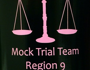 2016 Canton High Mock Trial Team