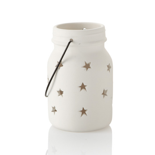 Medium Star Lantern Pottery To Go Kit