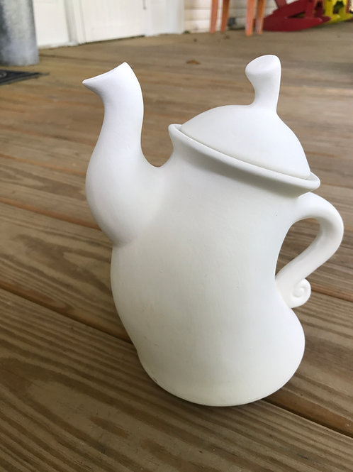 Dancing Tea Pot Pottery To Go Kit