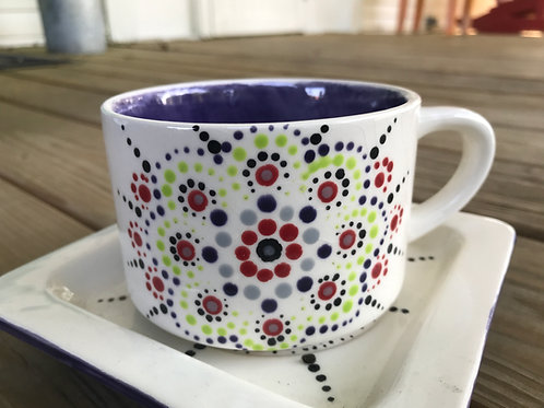 Contemporary Mug Pottery To Go Kit
