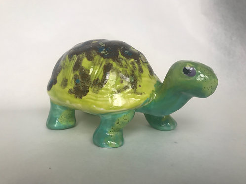 Turtle Pottery To Go Kit