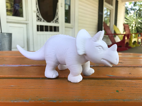 Triceratops Pottery To Go Kit