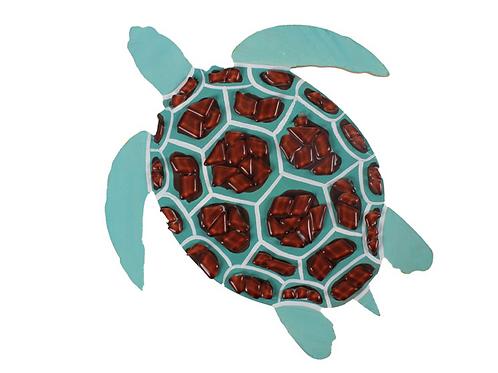 Sea Turtle Mosaic To Go Kit