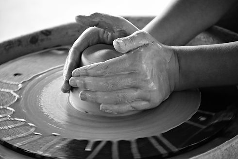 Student Hands_Clay Throwing 14 B&W.jpg