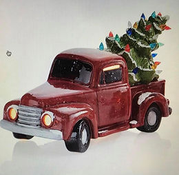 Vintage Truck with Tree.JPG
