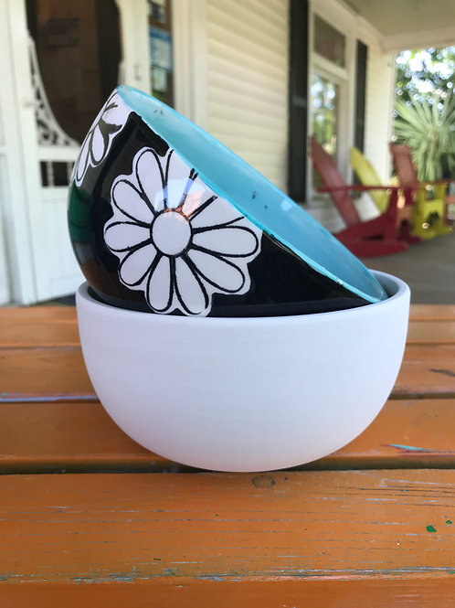 Coupe Cereal Bowl Pottery To Go Kit