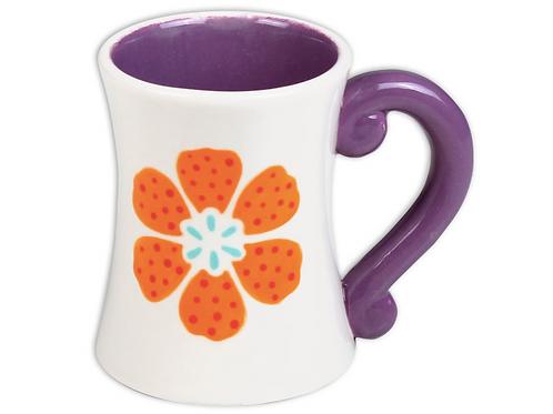 Funky Mug Pottery To Go Kit