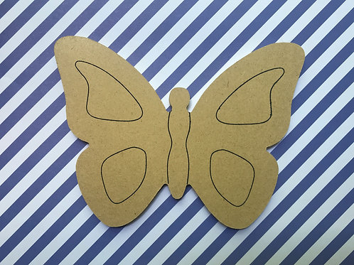 Butterfly Mosaic To Go Kit